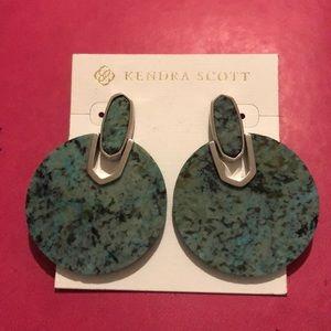 Kendra Scott Didi Drop Earrings NWT